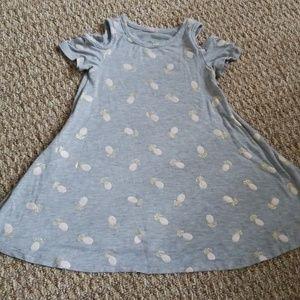 Toddler girl pineapple dress size 18 months